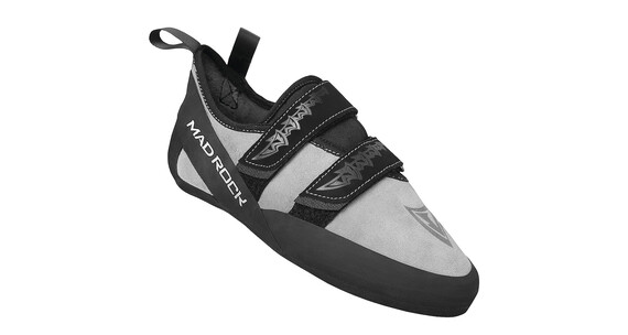 Mad Rock Drifter Velcro Climbing Shoes Unisex grey